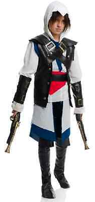 Cutthroat Pirate Boy Assassin's Creed Fancy Dress Halloween Deluxe Child Costume