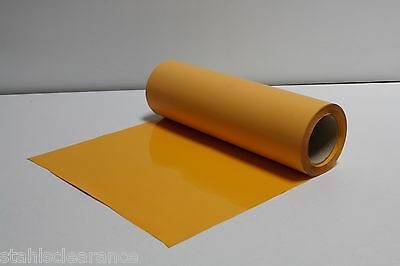 "Stahls' Clearance - Cuttable Heat Transfer Vinyl - Yellow - 15"" x 28 Yards"