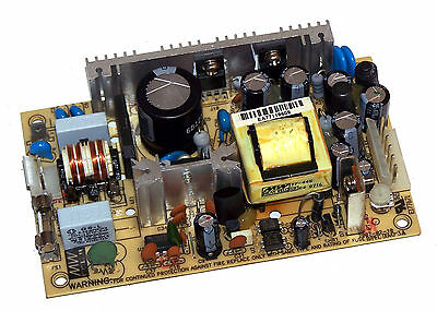 Mean Well PT-45C 5VDC@3A 15VDC@1.6A 1U Open Frame Power Supply