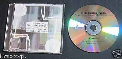 Christopher O'Riley 'Plays Radiohead' 2003 Promo Cd