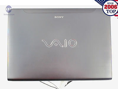 NEW Sony VAIO SVE14 Touchscreen LCD Back Cover Front Bezel 009-000A-1869 Black