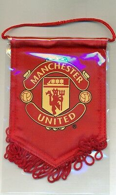 Official Football Club Pennant  Manchester United   FREE (UK) P+P