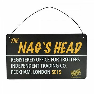 Only Fools and Horses Tin Plaque The Nags Head - DISCOUNTED