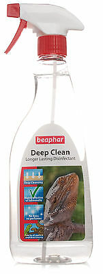 Beaphar Deep Clean Reptile Disinfectant 500ml