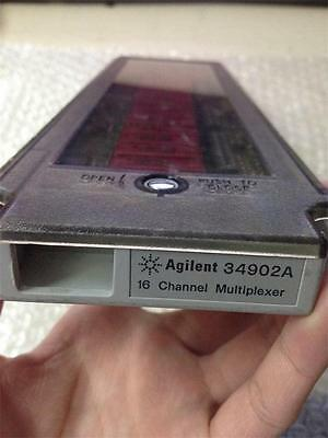 Agilent/HP 34901A Data Acquisition 20 Channel Multiplexer Module for 34970A#SPK1
