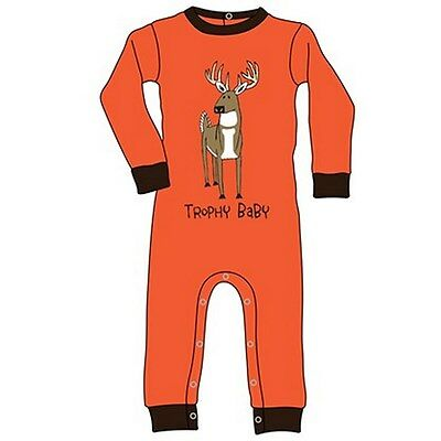 Lazy One Infant Union Suit One piece Penguin Chillin Waddle Red Black