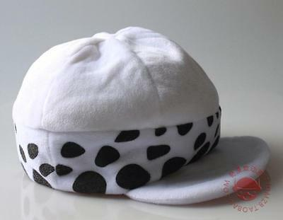 Anime One piece Trafalgar Law Cosplay Hat Death Surgeon two years later Gift New