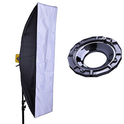 "13x56"" Photo Studio Alien Bees Mount Soft Box for Balcar Flash Strobe Monolight"