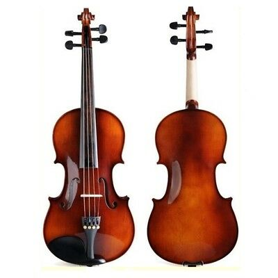 """Reichel Violas 15""""  Student Viola Model Etude Outfit  Hand Carved Solid wood"""