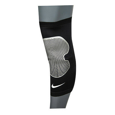 Nike Pro Hyperstrong KNEE Sleeves S/M/L Running Jogging Yoga Fitness AC3908-066