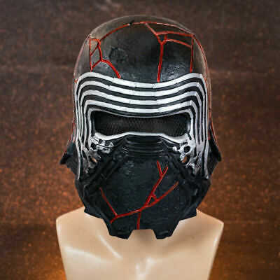 XCOSER Kylo Ren Deluxe Ribbed Neck Seal for Star Wars Cosplay Costume Accessory