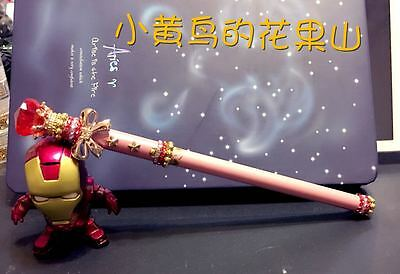 Handmade Sailor Moon 20th Anniversary Miracle Ball point pen Handmade Limit Gift
