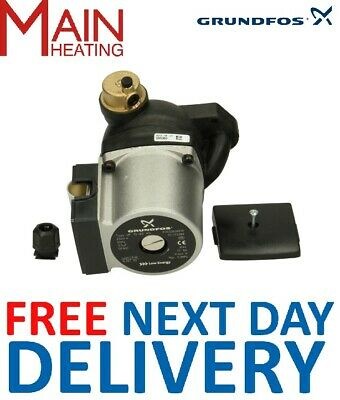 Main Combi 24 HE, 30 HE Grundfos 15-60 59926512 Pump 248042 Genuine Part *NEW*