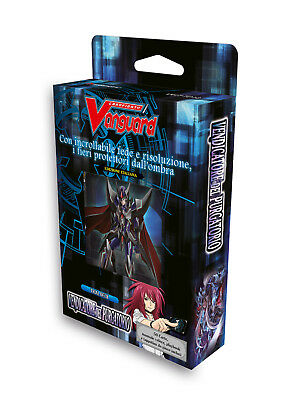 CARDFIGHT VANGUARD Mazzo Deck Sovrano Draconico IN ITALIANO