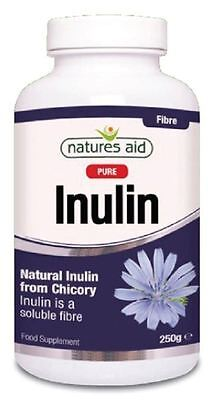 Natures Aid Pure Inulin 250g