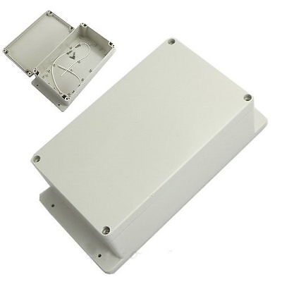 200*120*75mm Waterproof Plastic Electronic Project Box Enclosure Cover CASE NEW