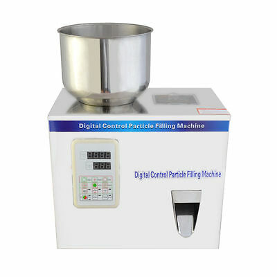 New 2-100G Small Automatic Particle Subpackage Device Weighing & Filling Machine