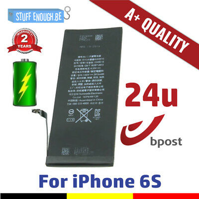 Iphone 6S A+ Replacement Remplacement Battery/batterij/batterie/accu Li-Ion