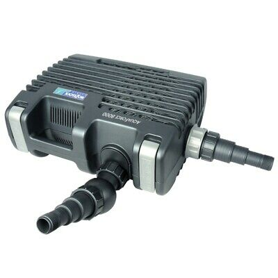 Hozelock Aquaforce 8000 - 1584A Filtration Watercourse 240V Pump - LATEST MODEL