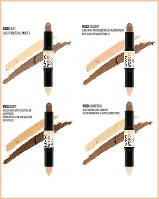 NYX Highlight and Contour Wonder Stick .14oz (Available in 4 Shades)