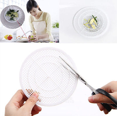 Bath Sink Strainer Shower Drain Cover Trap Basin Filter net Home clean tool