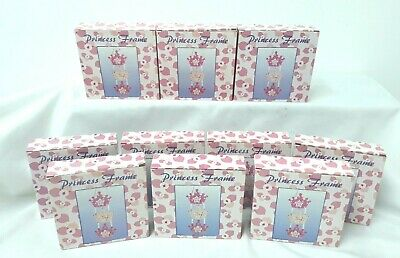Princess Frames For Little Girl ~ Lot Of 6 ~ Great For Birthday Or Giveaways