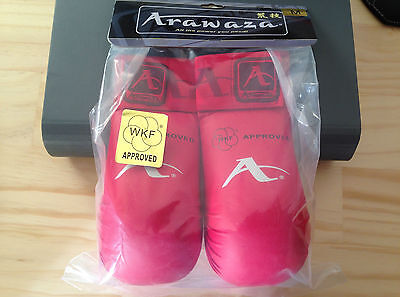 Arawaza Gloves - Wkf Approved - Protective