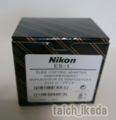 Nikon ES-1 Slide Copying Adapter free shipping from Japan