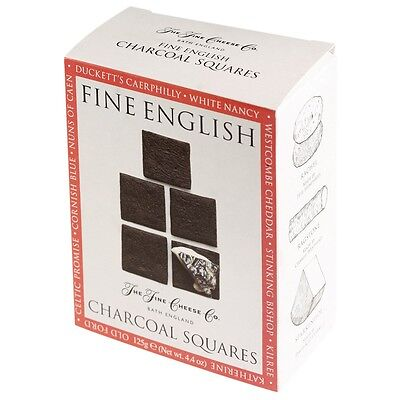 Charcoal Squares, 125g