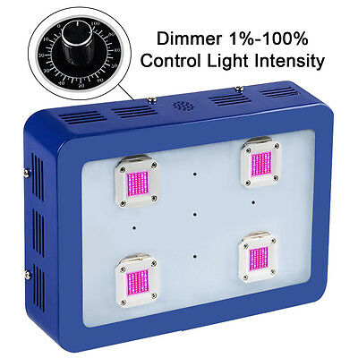 Bestva X4 1200W Dimmable LED Grow Light Full Spectrum for growth and flowering