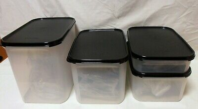 TUPPERWARE MODULAR MATES RECTANGLE choice of size #1, #2, #3 or #4 and colour