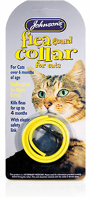 Johnson's Cat Flea Guard Collar Reflective