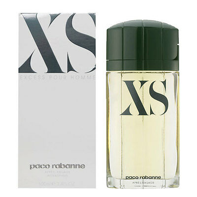 Paco Rabanne XS Pour Homme/for men Eau de Toilette EDT 100ml BNIB
