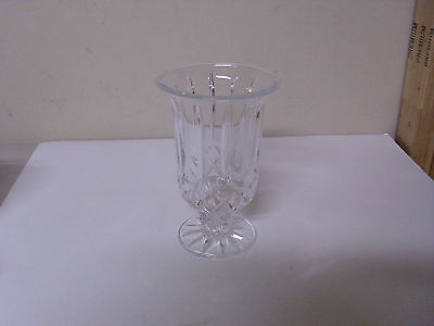 Glass Spooner 6 3/4 Inches