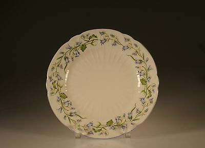 "Shelley ""Harebell"" Salad  Plate, Made In England"
