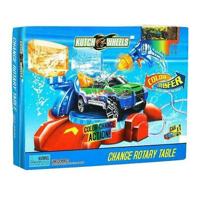 New 360* Hot Racetrack with 1loop TwisterLauncher Toy similar  Hot Wheel level 1