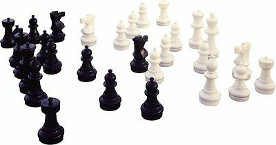 Small Chess Piece Set - Rolly Outdoor Games