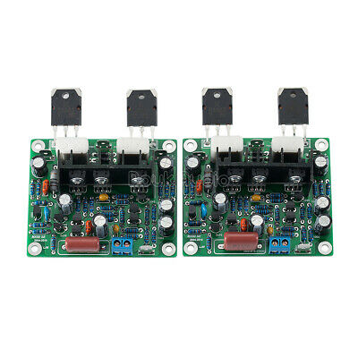 Douk Audio MX50 SE 2.0 Channel Amplifier Stereo HiFi Power Amp Board 2PCS/1Set