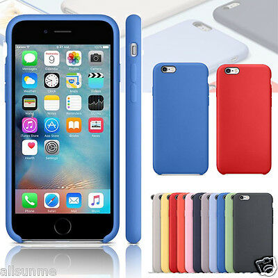 Ultra-thin Silicone Soft TPU Case Cover Skin For Apple iPhone 7 /6s 7 Plus Lot