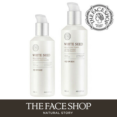 [The Face Shop] White Seed Brightening Essence 1.7 oz / 50ml