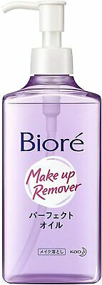 NEW Kao Biore Makeup Remover  Perfect Cleansing oil 230ml From Japan F/S