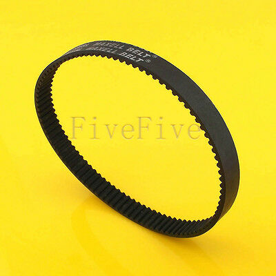 HTD5M-475/500/550/600/650/750 Timing Belt Rubber Closed Loop 5mm Pitch 15mm Wide