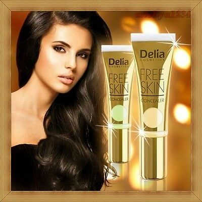 Face Concealer with for Spider Veins and Cracked Capillaries, FACE and EYES