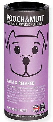 Pooch & Mutt Calm & Relaxed Hand-baked Treats for Dogs 125g