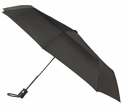 "Kolumbo Travel Umbrella - Proven ""Unbreakable"" Windproof Tested to 55mph"