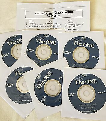 Christian Carter - Meeting The One - 6 Cd's - New!