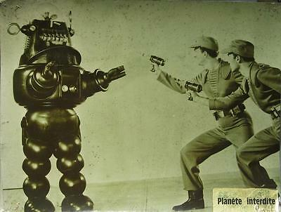 FORBIDDEN PLANET 1956RR70 Fred McLeod Wilcox - RARE LOBBY-CARD
