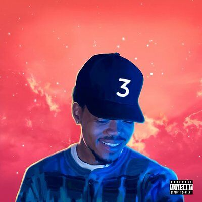 Chance The Rapper - Coloring Book CD Mixtape AcidRap 10 Day Acid Rap
