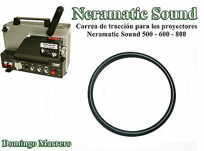 Correa Proyector Super 8 - Neramatic Sound
