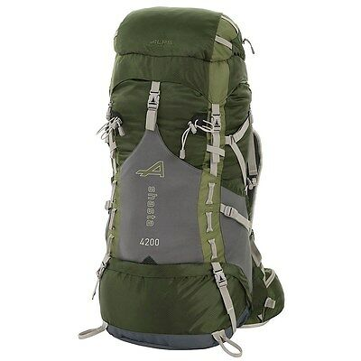 ALPS Mountaineering Shasta 4200 Expedition Backpack - 65L